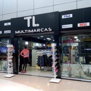 TL 7 Shopping del Este